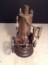Circa 1900 Weeden Child's Steam Engine Toy Project No. 55