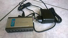 DUB-H7 D-LINK HUB USB 2.0- 7 PORTE  -AUTO ALIMENTATO