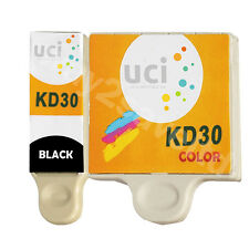 2x Ink Kodak 30 XL Black & Colour Replace for ESP C110 C310 C315 Printers