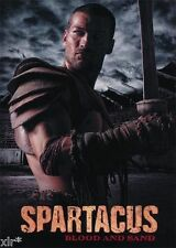 SPARTACUS BLOOD AND SAND PROMO TRADING CARD PROMO CARD P1 WITH ANDY WHITFIELD