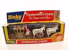 Dinky Toys GB 111 Cinderella's coach carrosse de Cendrillon neuf mint en boite