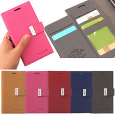 Tosca Double Wallet Case for Samsung Galaxy Note20/ Ultra/ Note10 Note9 Note8 5