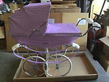 Silver cross Balmoral Sparkling Purple A One Off Designer Pram:-)