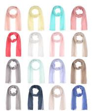Markenlose Bunte Damen-Schals & -Tücher aus 100% Baumwolle