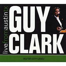 Guy Clark - Live From Austin TX [CD]