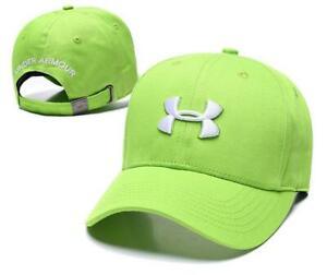 Fashion Under Armour Embroidered  Sun Hat Baseball Cap Stretch Fit CapFashion Un