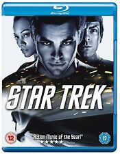 BLU-RAY  STAR TREK        BRAND NEW SEALED GENUINE UK  STOCK