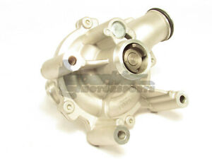 Gates Cast Aluminum Water Pump for 2002-2008 Mini Cooper Supercharged 43534 NEW