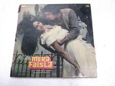 MERA FAISLA LAXMIKANT PYARELAL 1983 psych funk RARE LP BOLLYWOOD EX