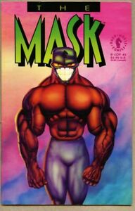 The Mask #0-1991 fn 6.0 Dark Horse 1st series collects the 1st app from Mayhem