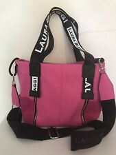 Laura Biaggi Shoulder Handbag Fuchsia-Brand New With Tags
