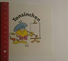 Aufkleber/Sticker: Medice Tonsinchen (23011770)