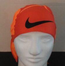 Nike pro Combat Dri-Fit Vapor Bandana Total Naranja/Equipo Naranja/Negro Unisex