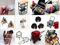 1:12 10 kinds Miniature Dollhouse Kids Pretend Play Toy Doll House Accessories