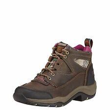 ARIAT - Women's Terrain Boots - Distressed Brown / Camo - ( 10016443 ) - New