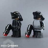 Lego Star Wars -  First Order Crewman Minifigures x2 - The Force Awakens 75132