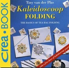 Kaleidoscoop Folding by Tiny van der Plas Book The Cheap Fast Free Post