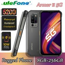 6.1'' Ulefone Armor 11 5G Smartphone 8GB +256GB 5200mAh Shockproof Mobile Phone
