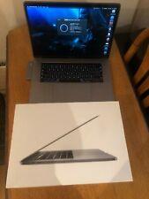 2017 MacBook-Pro 15'4 Gray i7 2.8GHz-16GB 256GB
