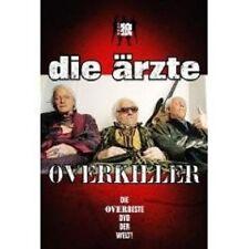 """DIE ÄRZTE """"OVERKILLER"""" DVD NEU"""