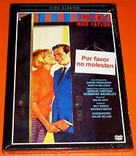 POR FAVOR NO MOLESTEN - Do Not Disturb - Doris Day / Rod Taylor - Precintada