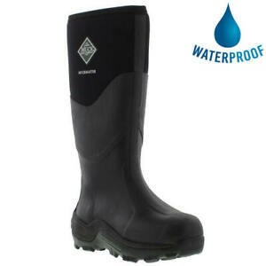 Muck Boots Muckmaster Mens Womens Wellies Neoprene Wellington Boots Size 4-13