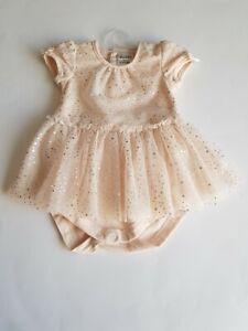 Tutu Dress Bodysuit Baby Girl 00