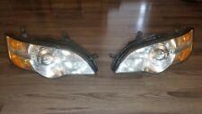 Oem Subaru 2005 - 2007 Legacy / Outback Headlamps
