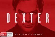 Dexter : Season 1-8 (DVD, 2014, 32-Disc Set)