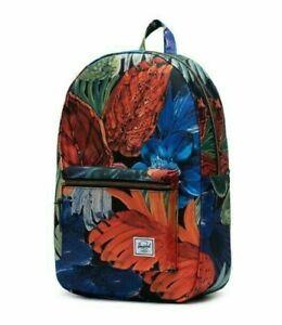 Herschel Supply Co Watercolor Packable Daypack 22 L Tropical Floral Laptop 15