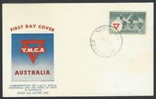 Australia 1955 Ymca Fdc First Day cover