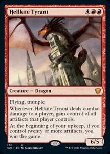 MTG Commander 2021 C21 Mythic incl Foil Cards Magic the Gathering