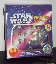 Star Wars push pin collector set, in box