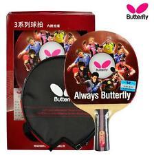 Japan BUTTERFLY TBC302 Table Tennis Racket PING PONG - CS PenHold SHORT Handle !