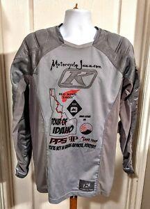 KLIM Mojave PRO Motorcycle Jersey - Men's Medium - Tour of Idaho