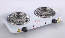Altocraft Cookmaster Electric Double Burner Portable Hotplates Burners Stove