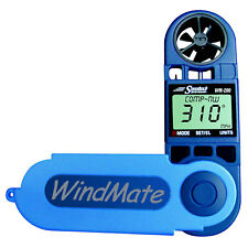 Speedtech Windmate Wm-200 Windspeed / Direction Compass - Blue