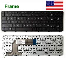 NEW HP Pavilion 17E 17-E000 17-E 17-Exx 720670-001 723365-001 US Keyboard WFrame