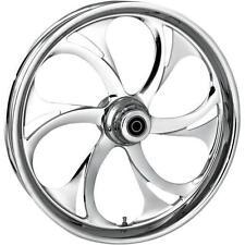 RC Components Recoil Chrome 23x3.75 Front Wheel (Dual Disc)  23750-9017-105C*