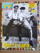 TV Sorrisi e Canzoni n°39 2002 Gianni Morandi Lorella Cuccarini  [D54]