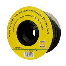 horizont flexibles Tor- / Zaun-Erdkabel, 50m, 1,6mm Ø, mit Kupferleiter | Erdung