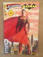 SUPERMAN ET BATMAN HORS SERIE (Panini) - T8 : décembre 2009