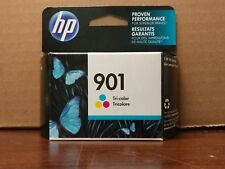 HP 901 Tricolor Ink Cartridge (CC656AN) Warranty Ended 08/2017