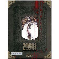 Zombies - Erster Zyklus Splitter Jubiläumsband 8 Limitierte Ausgabe HORROR COMIC