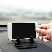 1x Car Dashboard Non-slip Mat Rubber Mount Holder Pad Mobile Phone Stand Rubber