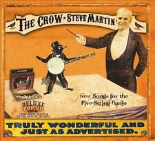 STEVE MARTIN - The Crow: New Songs for Five-String Banjo CD ( 2009 )