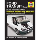Ford Transit 2.0 2.4 Diesel 2000-06 (X to 56 Reg) Haynes Manual