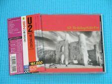 U2 The Unforgettable Fire 1993 OOP CD Japan PHCR-4705 OBI