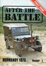 New After The Battle 1 Normandy Omaha Beach Patton Jeep D-Day Airborne France