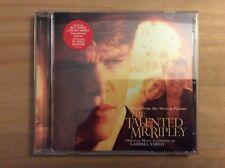 The Talented Mr. Ripley (Original Movie Soundtrack) - Cd (Like New)